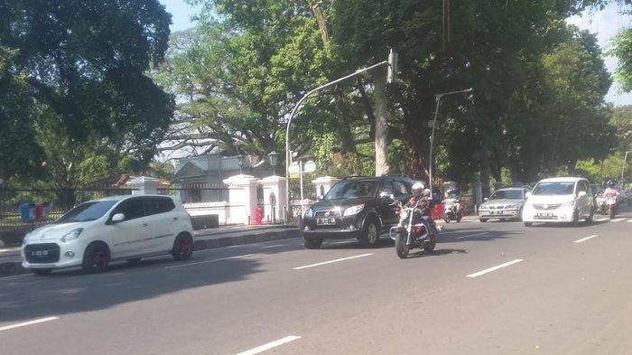 Tetap Jaga Jarak Aman, Pantau Situasi Terkini Jalan Ir H Djuanda Seputar SSA Bogor di Sini!