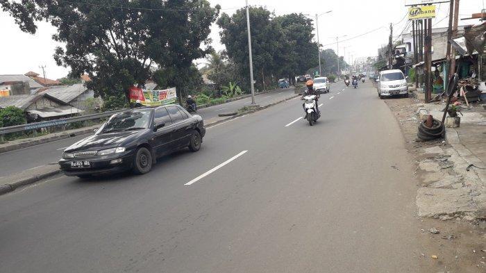Lalu Lintas Jalan Raya Jakarta-Bogor Rabu 22 Januari 2020 Lancar Kedua Arah