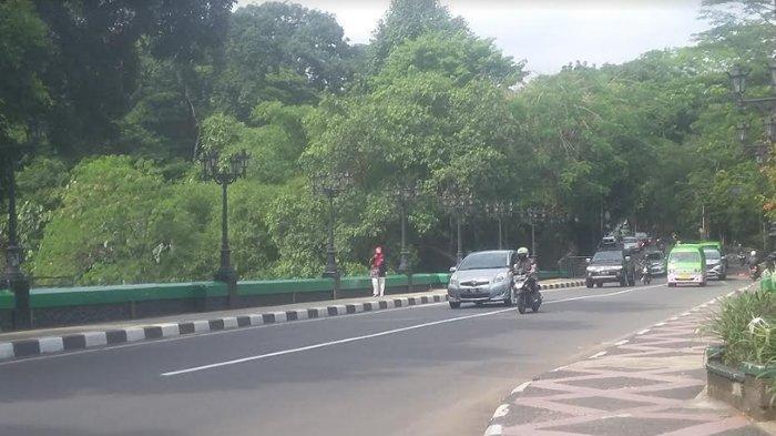 Pagi Ini Lalu Lintas di Jalan Jalak Harupat Arah Jalan Pajajaran Terpantau Lancar