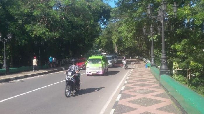 Lalu Lintas Jalan Jalak Harupat Bogor saat Ini Ramai Lancar