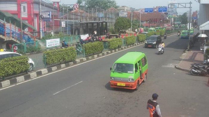 Lalu Lintas Jalan Kapten Muslihat Ramai Lancar Jelang Siang Ini