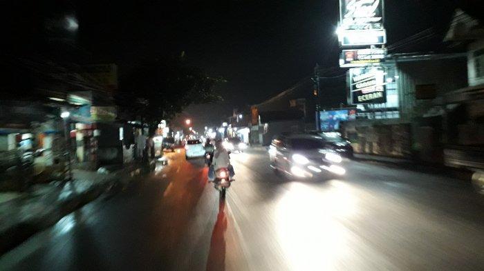INFO Lalin Bogor: Jalan Kendaraan Cibinong Malam Ini Ramai Lancar