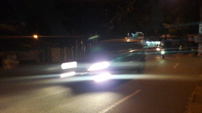 Jelang Akhir Pekan, Begini Kondisi Lalu Lintas di Jalan Karadenan Cibinong