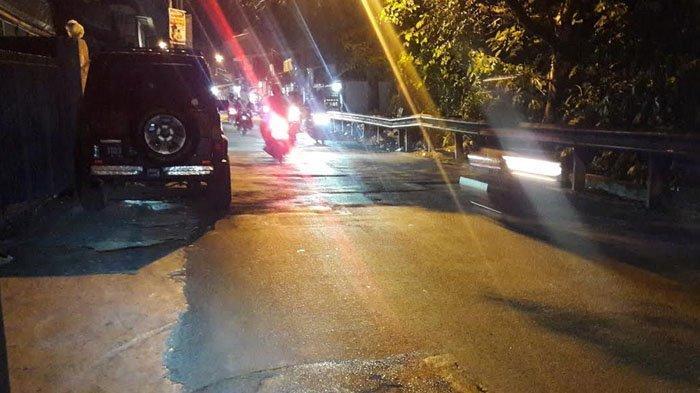 Info Lali Lintas: Jalan Kebon Pedes Kota Bogor Malam Ini Ramai Lancar