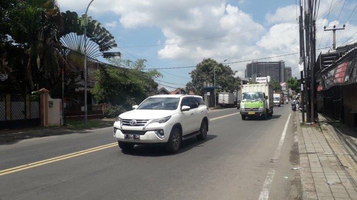 INFO LALU LINTAS - Puasa Hari Pertama, Jalan KS Tubun Kota Bogor Ramai Lancar