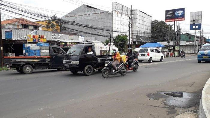 Laju Kendaraan di Jalan KS Tubun Saat Ini Terpantau Ramai Lancar