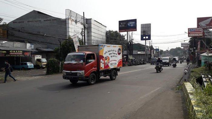 Cuaca Cerah, Laju Kendaraan di Jalan KS Tubun Kota Bogor Saat Ini Ramai Lancar