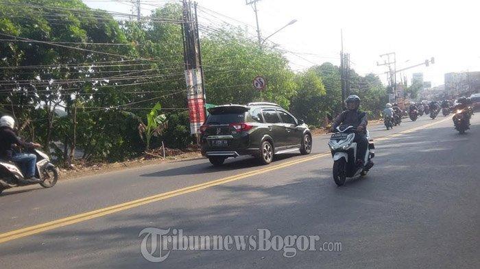 Lalu Lintas Jalan KS Tubun Simpang Pomad, Akhir Pekan Ini Lancar