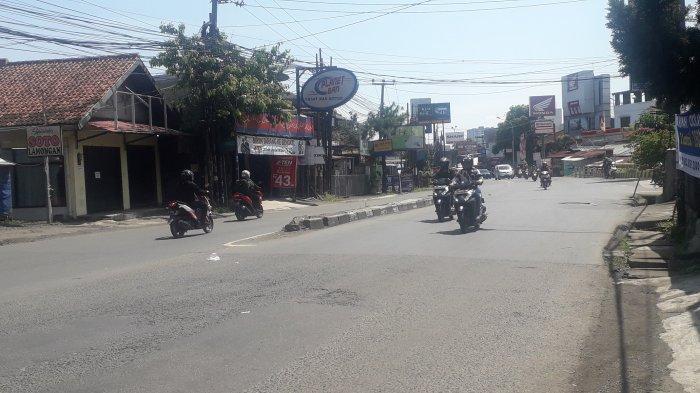 INFO Lalin Kota Bogor Minggu 21 Maret 2021: Jalan KS Tubun Ramai Lancar
