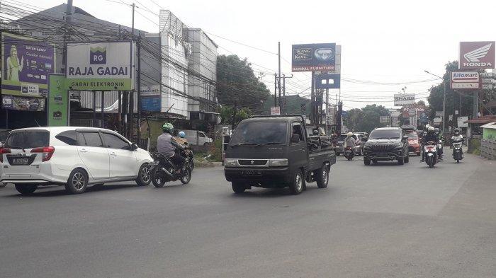 UPDATE Lalin Kota Bogor Pukul 10.00 WIB, Cek di Sini!