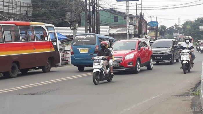 Laju Kendaraan di Jalan KS Tubun Saat Ini Ramai Lancar