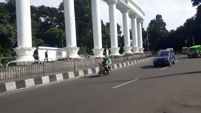 Info Lalu Lintas Kota Bogor : Kondisi Jalan Otista Mengarah ke BTM Cek di Sini!