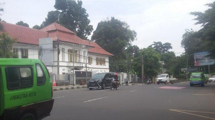 Lalu Lintas di Simpang Jalan Suryakancana Saat Ini Ramai Lancar