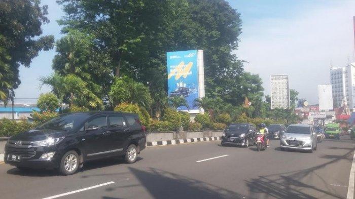 Lalu Lintas Jalan KS Tubun Hingga Sukasari Bogor saat Ini Lancar