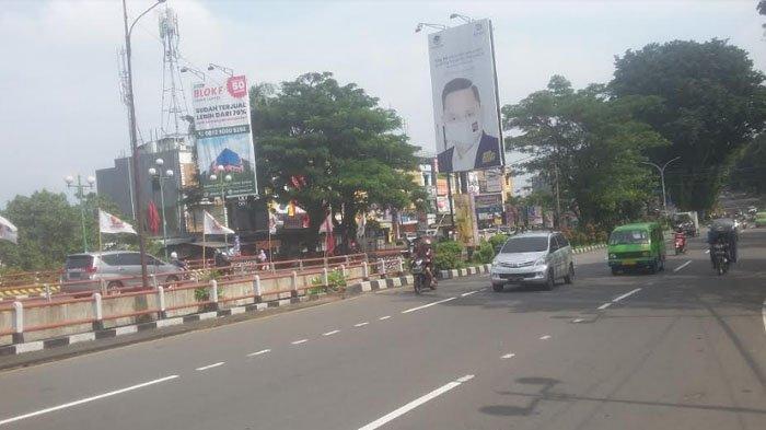Arus Lalu Lintas di Sepanjang Jalan Pajajaran Terpantau Lancar