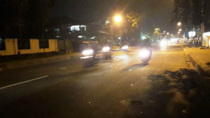 Lalu Lintas Jalan Pemuda Bogor Lancar ke Arah Plaza Jambu Dua
