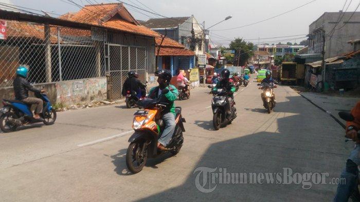 Lalu Lintas di Jalan Pulo Empang Saat Ini Ramai Lancar