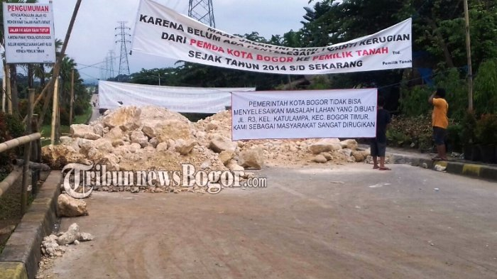 Belum Juga Dibayarkan, Pemilik Lahan R3 Bogor Tolak Mediasi Kembali