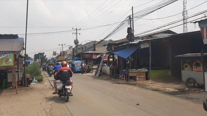 Arus Lalu Lintas di Jalan Raya Pasar Citayam Saat Ini Lancar Tanpa Hambatan