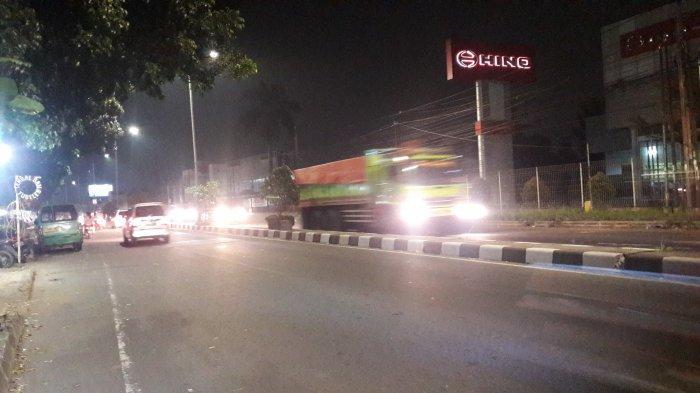 Lalu Lintas Jalan Raya Jakarta-Bogor Malam Ini Lancar di Kawasan Nanggewer