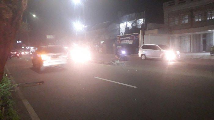 Info Lalu Lintas di Jalan Raya Jakarta - Bogor Malam Ini, kawasan Cibinong Ramai Lancar