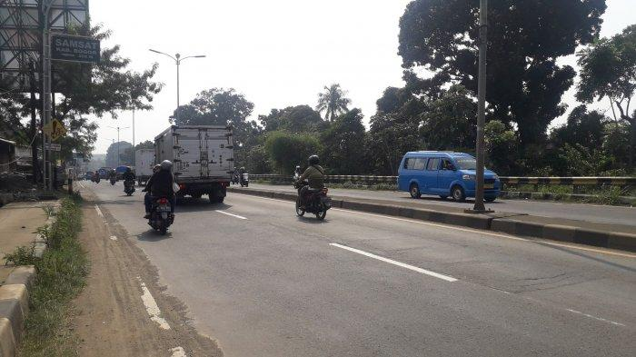 UPDATE Lalin Jalan Raya Jakarta - Bogor Pukul 10.15 WIB, Cek di Sini!