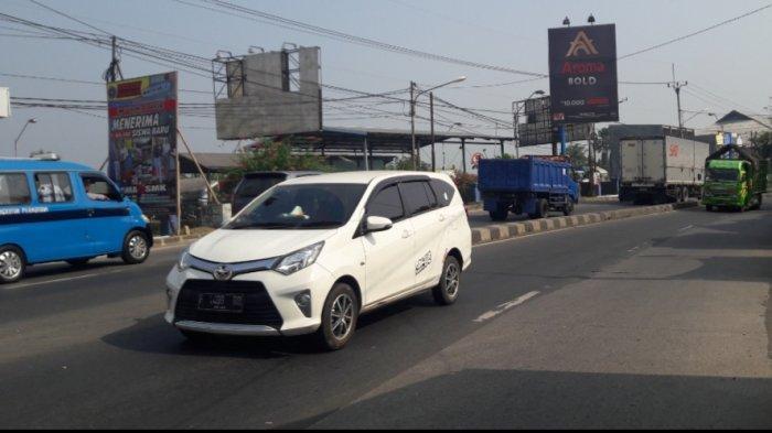 INFO LALU LINTAS : Kendaraan di Jalan Raya Kemang Bogor Bisa Melintas dengan Lancar Pagi Ini