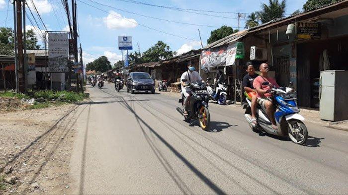 Pagi Ini Jalan Raya Pabuaran Bojonggede Lancar Terkendali