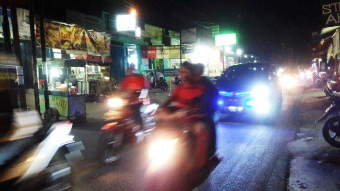 INFO ARUS LALU LINTAS : Jalan Pabuaran Bogor Malam Ini Lancar dari Arah Depok
