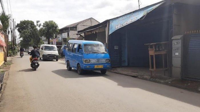 Cuaca Cerah, Jalan Raya Pabuaran Menuju Bojonggede Lancar