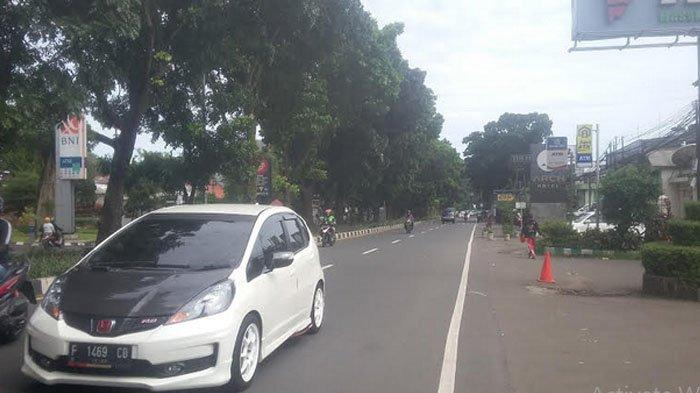 Update Lalu Lintas Jalan Pajajaran Kota Bogor Pagi Ini Lancar, Cuaca Cerah