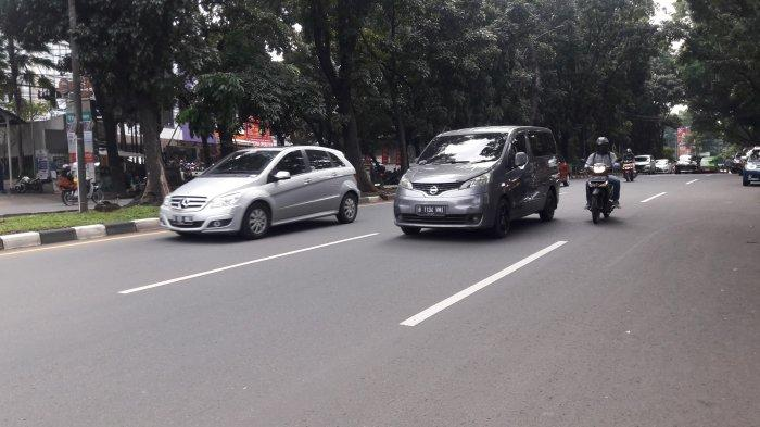Info Lalu Lintas Jalan Raya Pajajaran Bogor Saat Ini