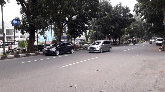Info Lalu Lintas Jumat, 31 Februari 2020 Disekitaran Jalan Raya Pajajaran Kota Bogor