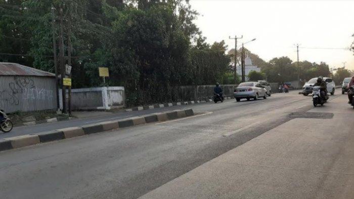 Minggu Pagi, Jalan Raya Parung Lancar Dikedua Arah