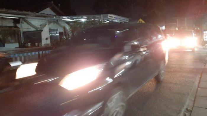 Malam Ini Jalan Raya Pitara Depok Menuju Citayam Lancar Kedua Arah