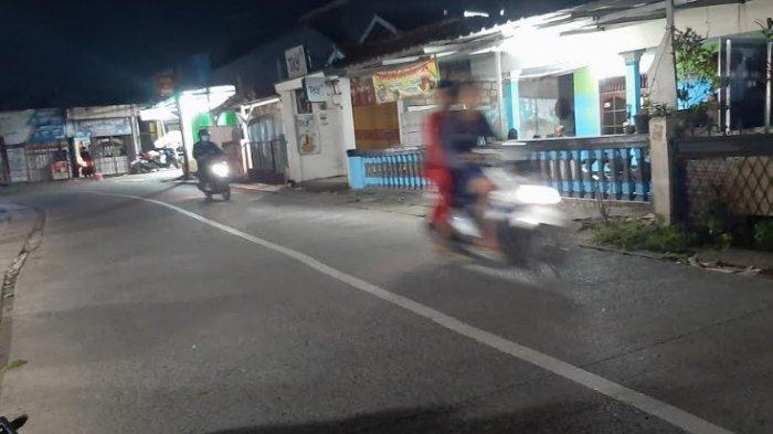 Malam Ini Jalan Raya Pitara Menuju Bojonggede Lancar Tanpa Hambatan