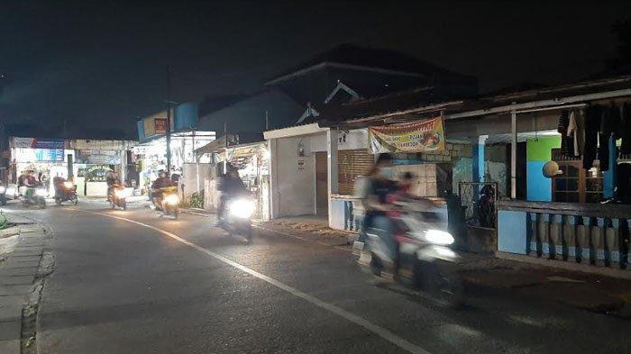 Malam Ini Jalan Raya Pitara Depok Menuju Pabuaran Bojonggede Lancar di Kedua Arah