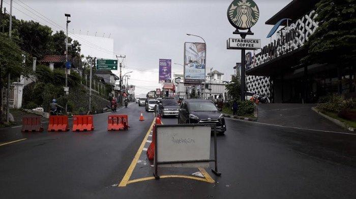 Arus Wisatawan di Puncak Bogor Menurun Hari Ini, Lalu Lintas Cenderung Ramai Lancar