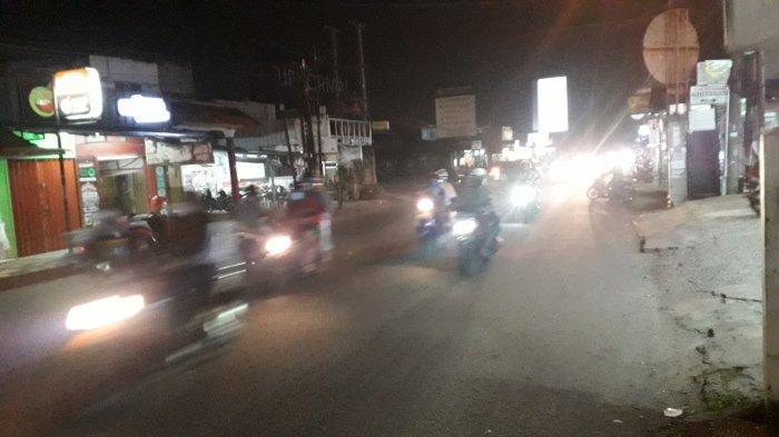 Info Lalu Lintas Jalan Raya Sukahati Cibinong Pukul 21.00 WIB, Cek di Sini!