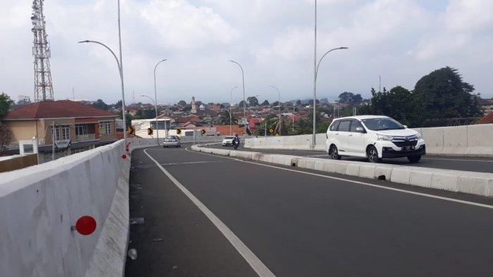 INFO LALU LINTAS Akhir Pekan - Jalan RE Martadinata Bogor Masih Lancar