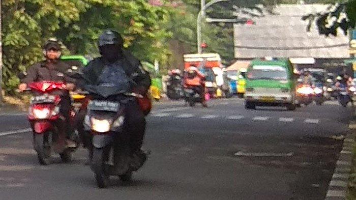 Lalu Lintas Menuju Air Mancur Saat Ini Lancar di Jalan RE Martadinata Bogor
