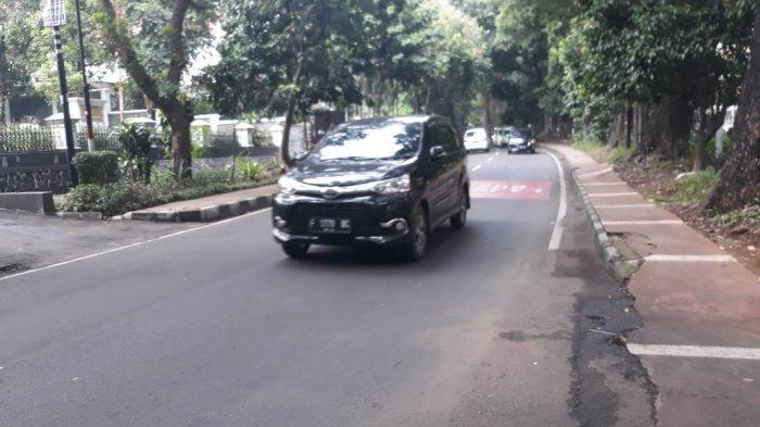 Laju Kendaraan dari Jalan Pajajaran Bogor Menuju Sempur Lancar di Jalan Salak