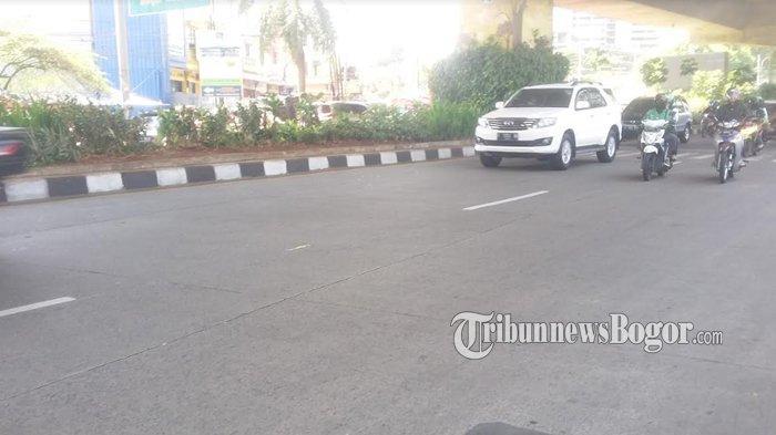 Info Lalin di Jalan Sholeh Iskandar Bogor: Arah Simpang Yasmin Saat Ini Lancar