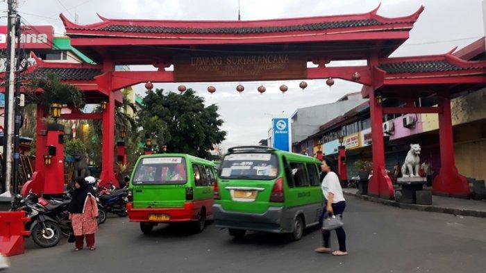 Jalan Suryakancana Bogor