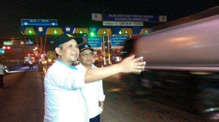 Pukul 00.00 Malam Tadi, Gerbang Tol Cimanggis dan Cibubur Utama Ditiadakan