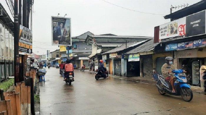 Pagi Ini Jalan Raya Bojonggede Bogor Lancar Kedua Arah, Cuaca Hujan Rintik-rintik