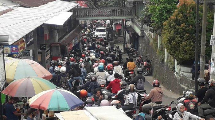 Akses Masuk ke Kota Bogor via Ciawi Sempat Ditutup 3 Jam, Jalur Alternatif Macet