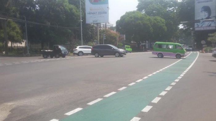 Pemkot Bogor Akan Bikin Jalur Sepeda di Jalan Sudirman