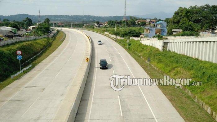 H-1 Lebaran Jalur Bocimi Lancar, 3 Simpang Pasar Turut Landai