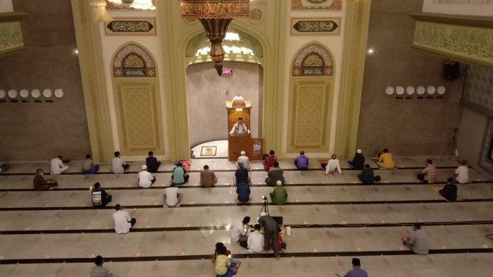 KH Badru Kamal Isi Tausiah Ramadhan di Masjid Raya Kota Bogor, Ini Pesannya